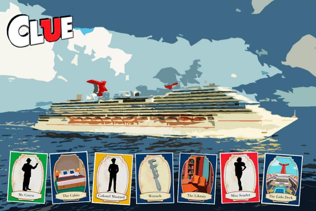 Camarote Diversión familiar con CLUE - Carnival Miracle