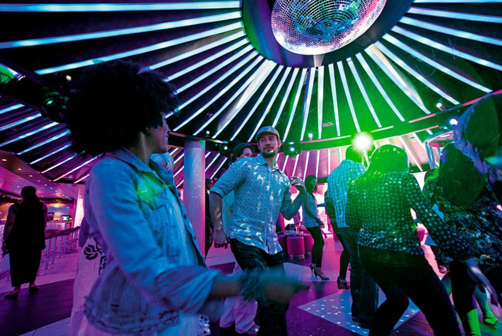 Camarote Las noches en la discoteca - Carnival Ecstasy