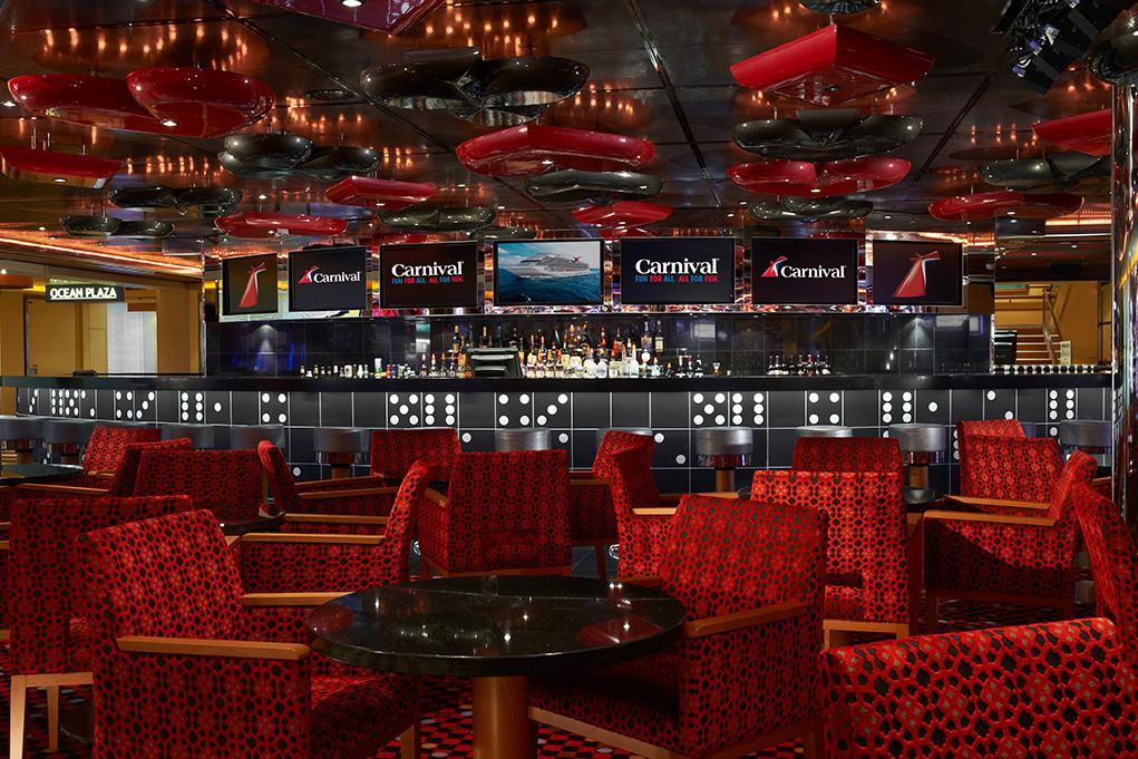 Casino-Bar Carnival Breeze