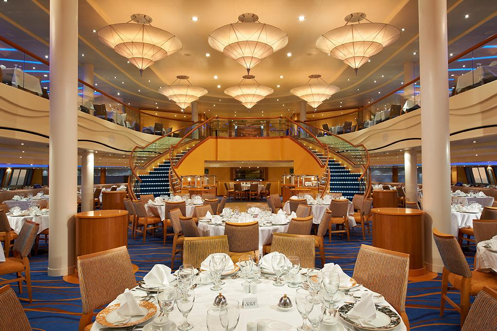 Restaurante-Principal-Sapphire Carnival Breeze