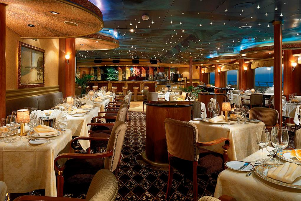 Restaurante-Point-Steakhouse Carnival Conquest
