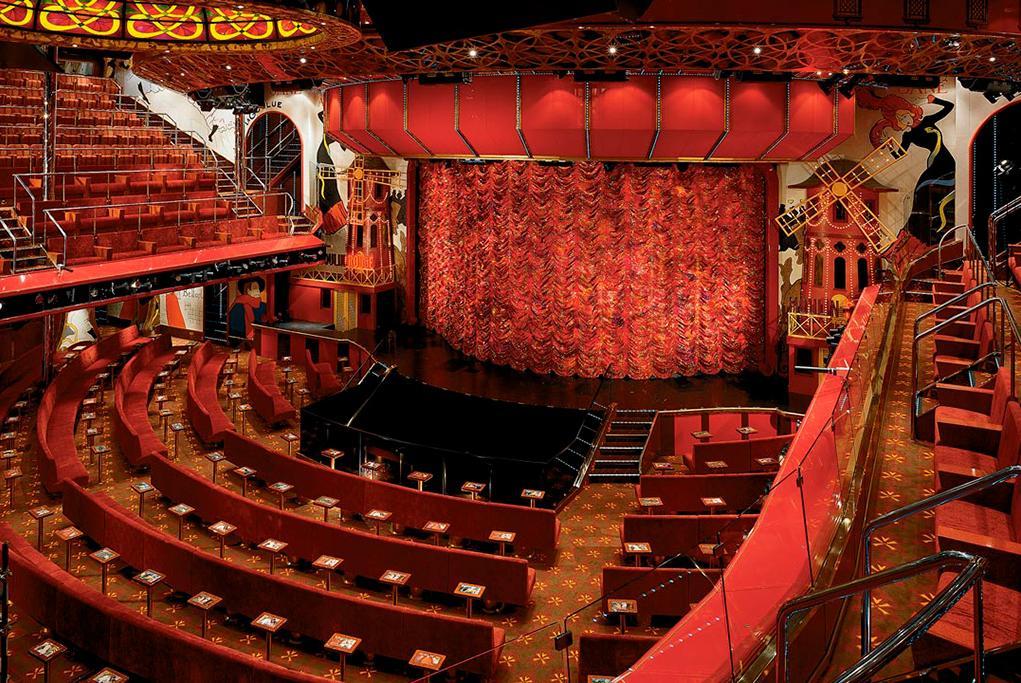 Teatro Carnival Conquest