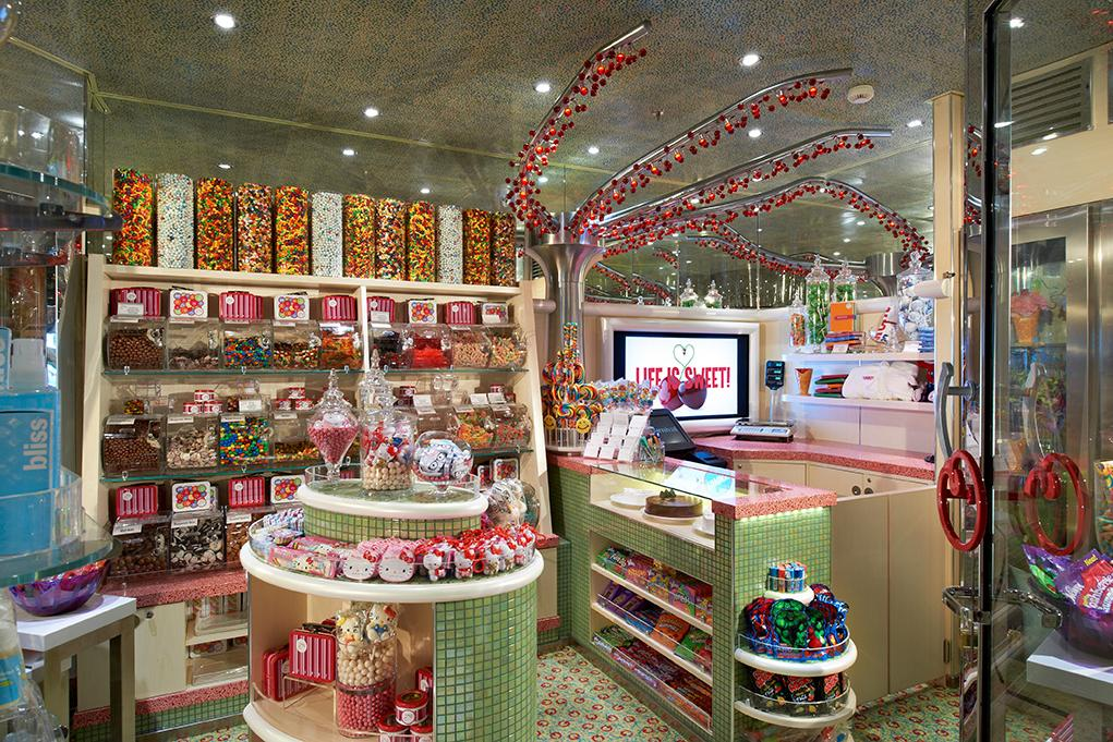Tienda-de-Caramelos Carnival Conquest