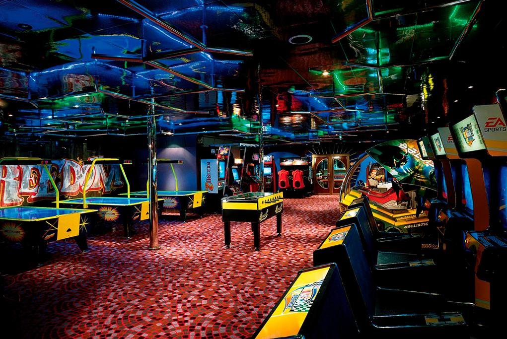 Zona-de-Arcade Carnival Conquest