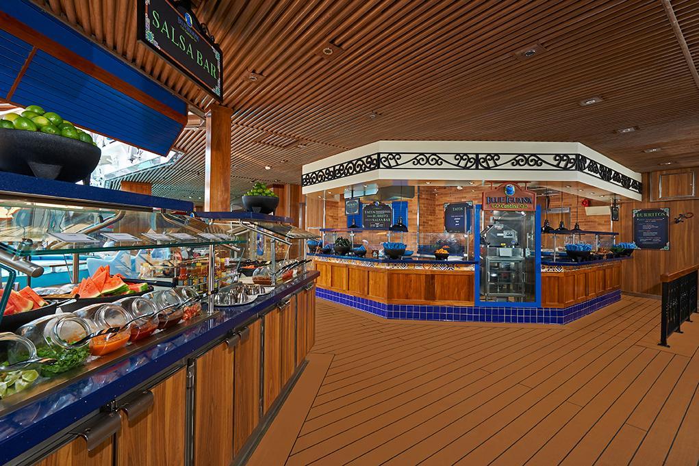 Iguana-Bar Carnival Dream