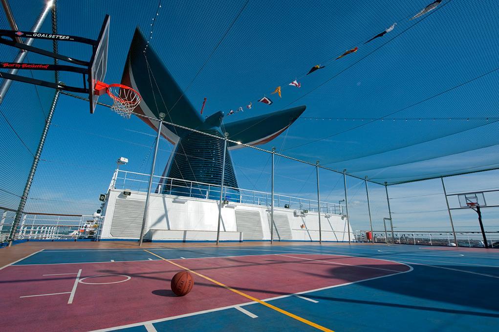 Cancha-de-Baloncesto Carnival Dream