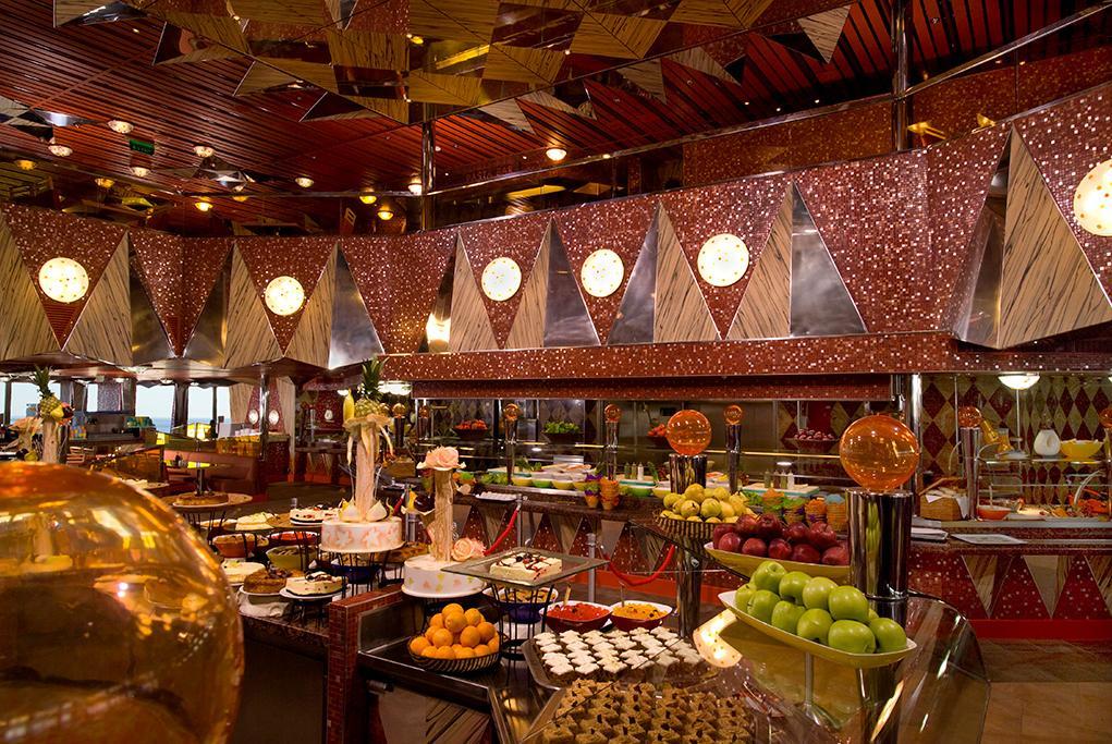 Restaurante-Lido Carnival Dream
