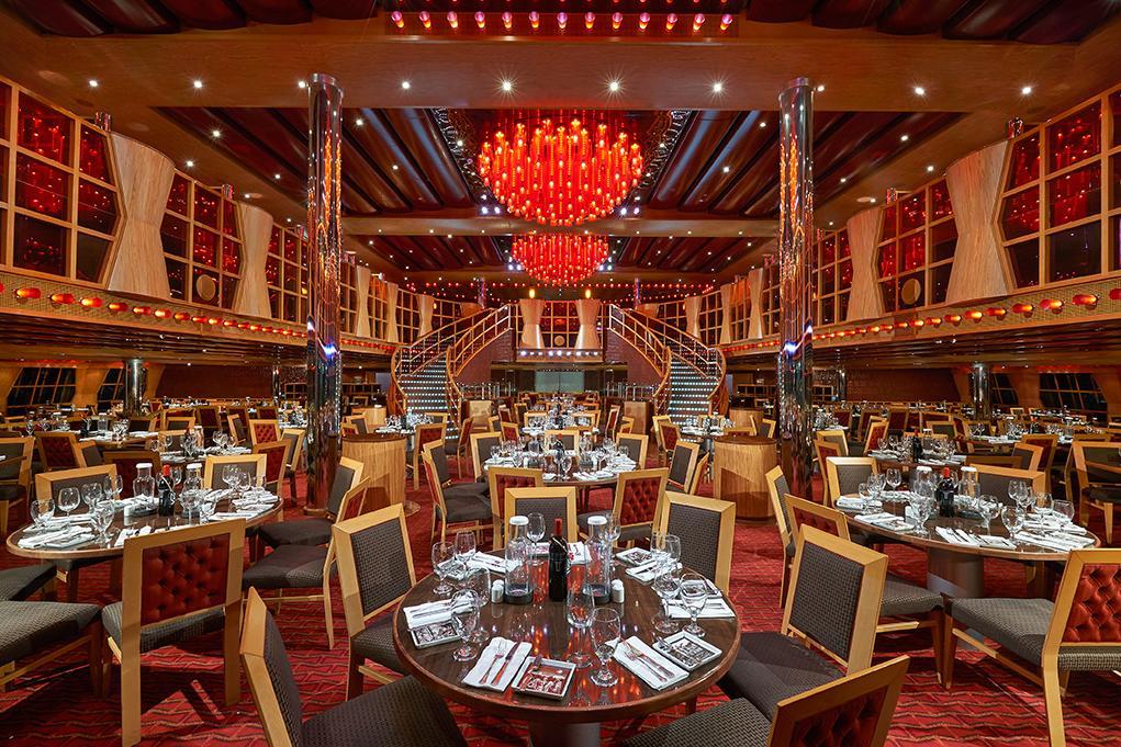 Camarote Restaurante principal - Carnival Dream