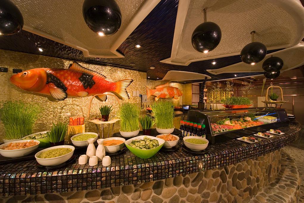 Restaurante-Wasabi Carnival Dream