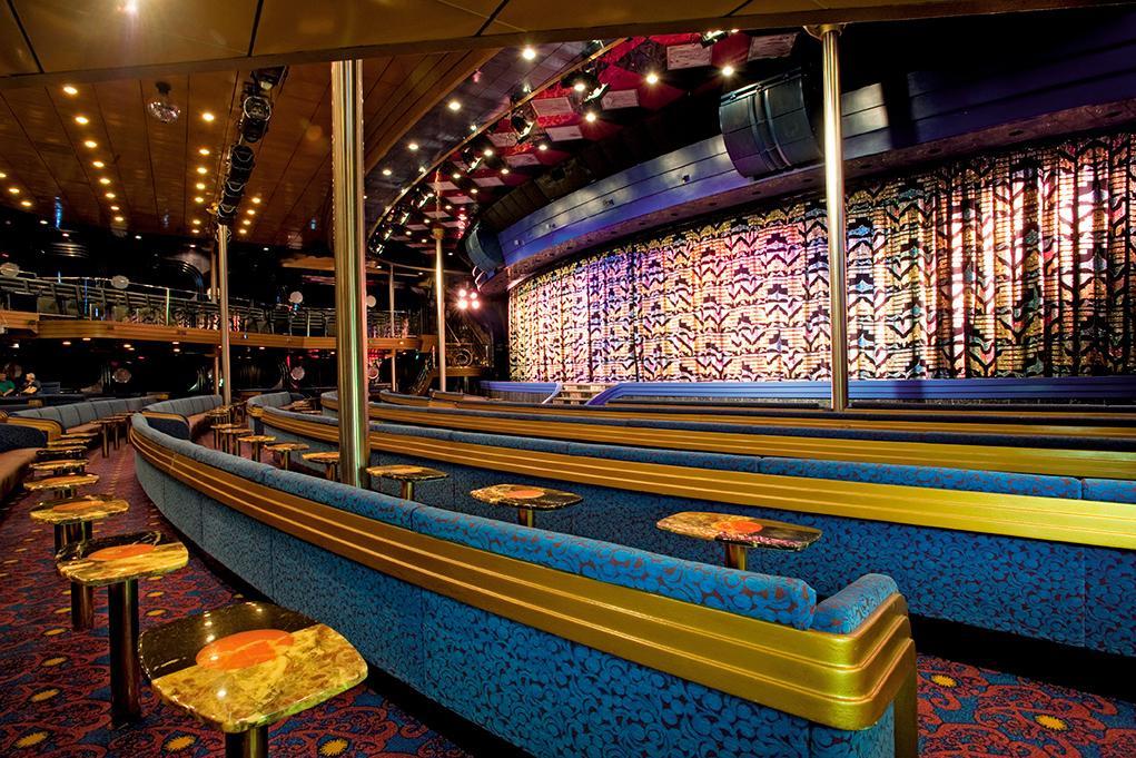 Lounge-Sapphire Carnival Ecstasy