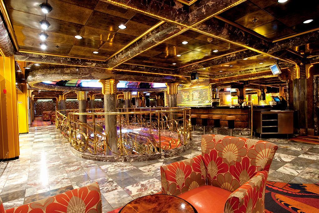 Lounge-Society Carnival Ecstasy