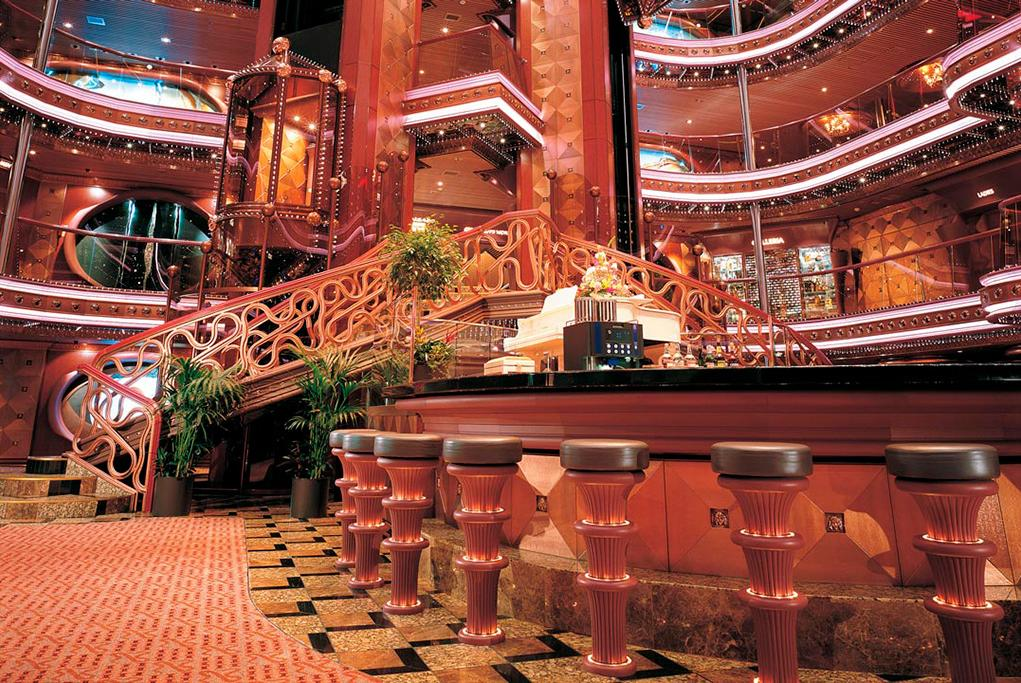 Bar-Grand-Atrium Carnival Elation