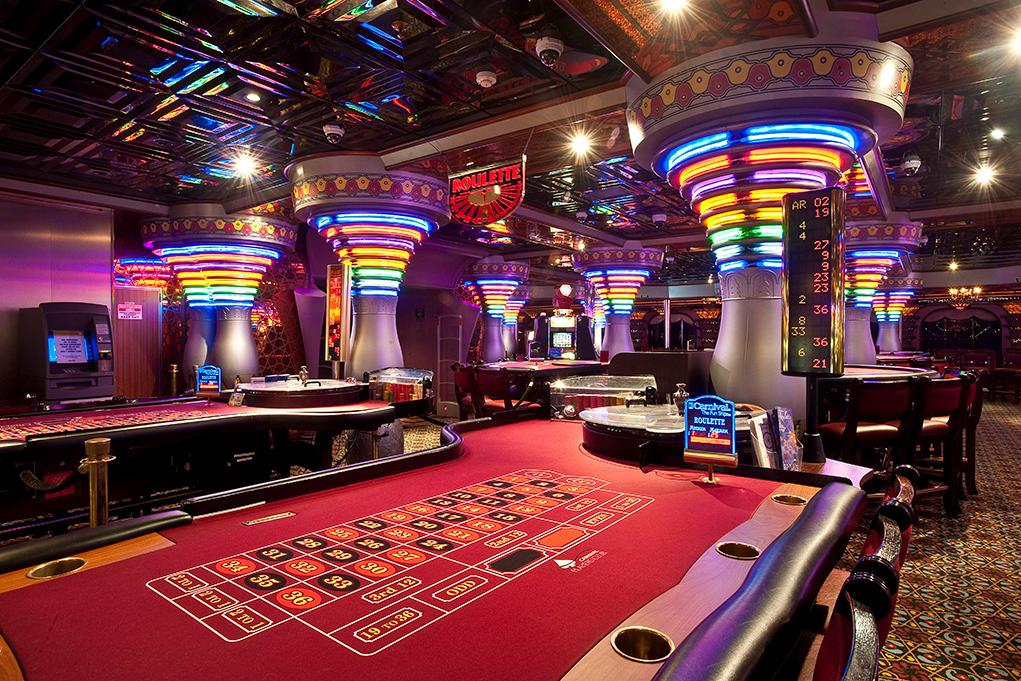 Casino-Casablanca Carnival Elation