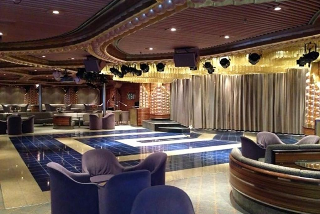 Cole-Porter-Lounge Carnival Elation