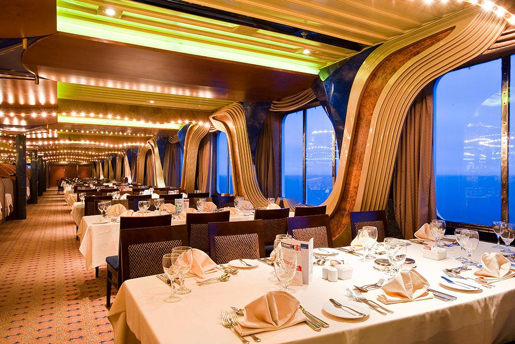 Restaurante-principal-Inspiration Carnival Elation