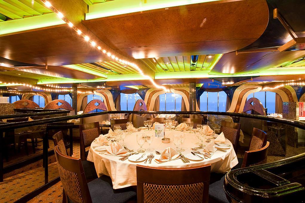 Camarote Restaurantes Inspiration & Imagination - Carnival Elation