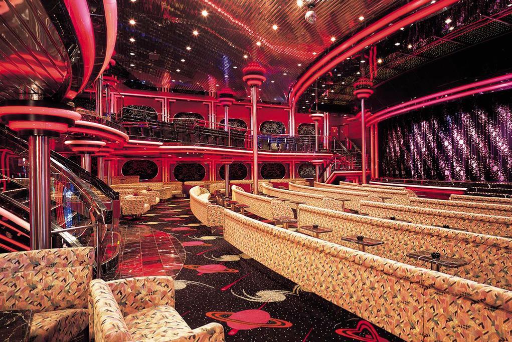 Teatro-Universe Carnival Fantasy