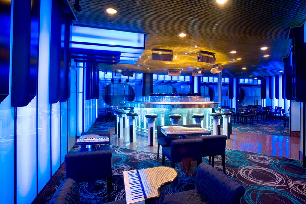 Piano Bar Carnival Fascination