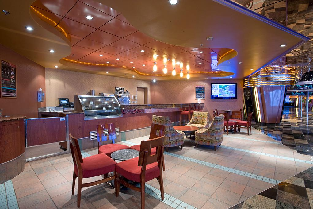 Bogarts-Cafe Carnival Fascination