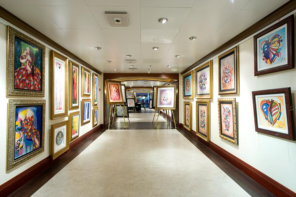 Galeria-de-Arte Carnival Fascination