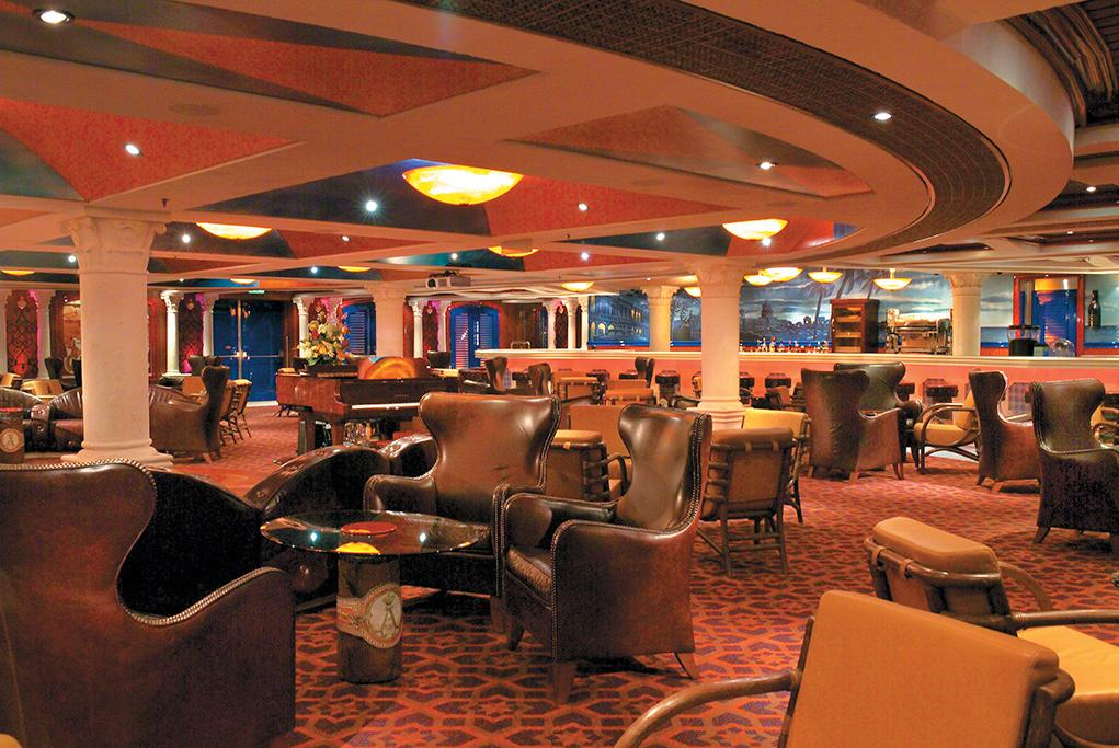 Cigar-Bar Carnival Freedom