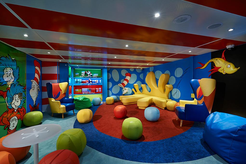 Club-Infantil-Dr-Seuss Carnival Freedom