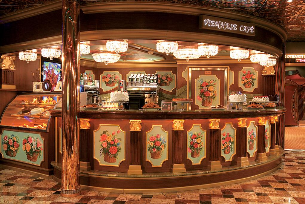Viennese-Cafe Carnival Freedom