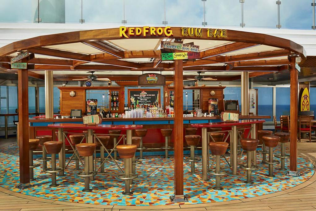 Bar-REd-Frog Carnival Glory