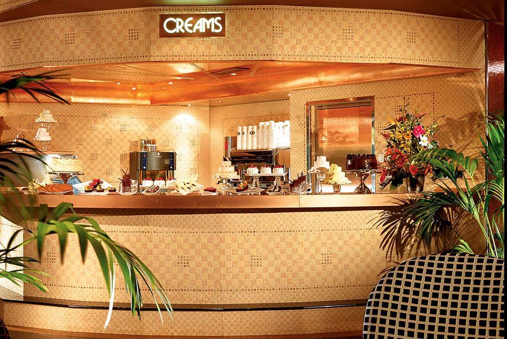 Café-Creams Carnival Glory