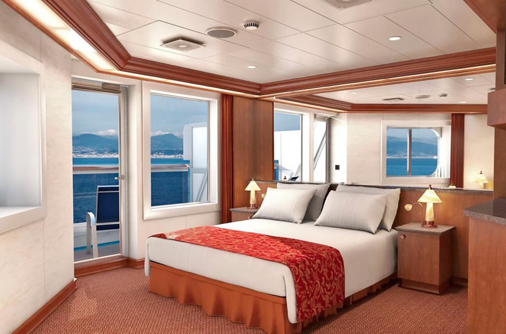 Junior-Suite Carnival Glory