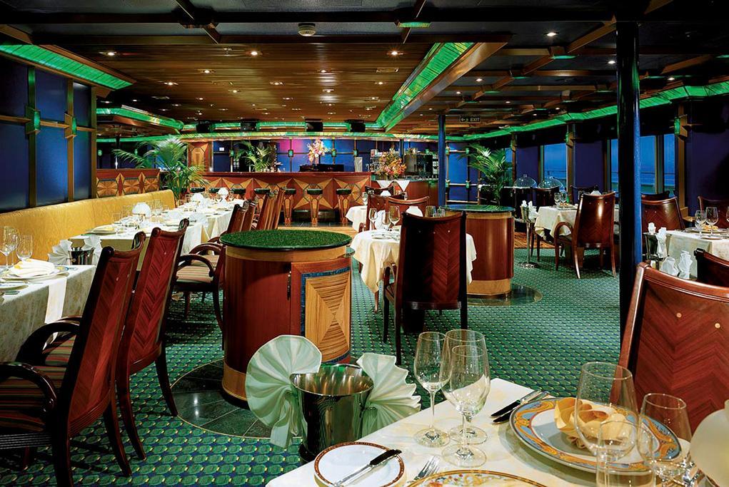 Restaurante-Emerald Carnival Glory