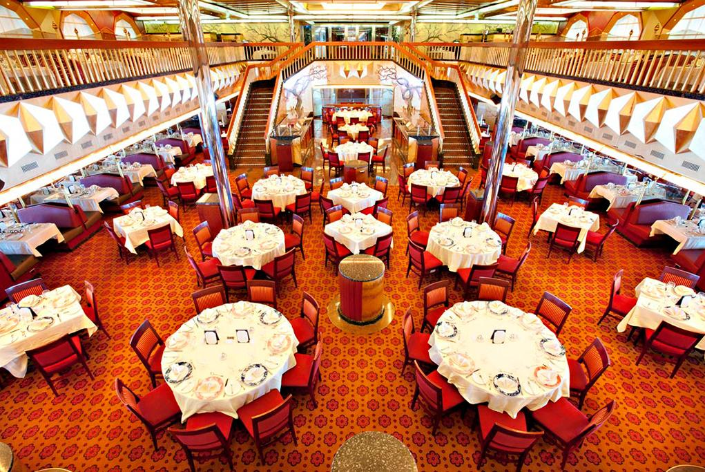 Restaurante-Golden Carnival Glory