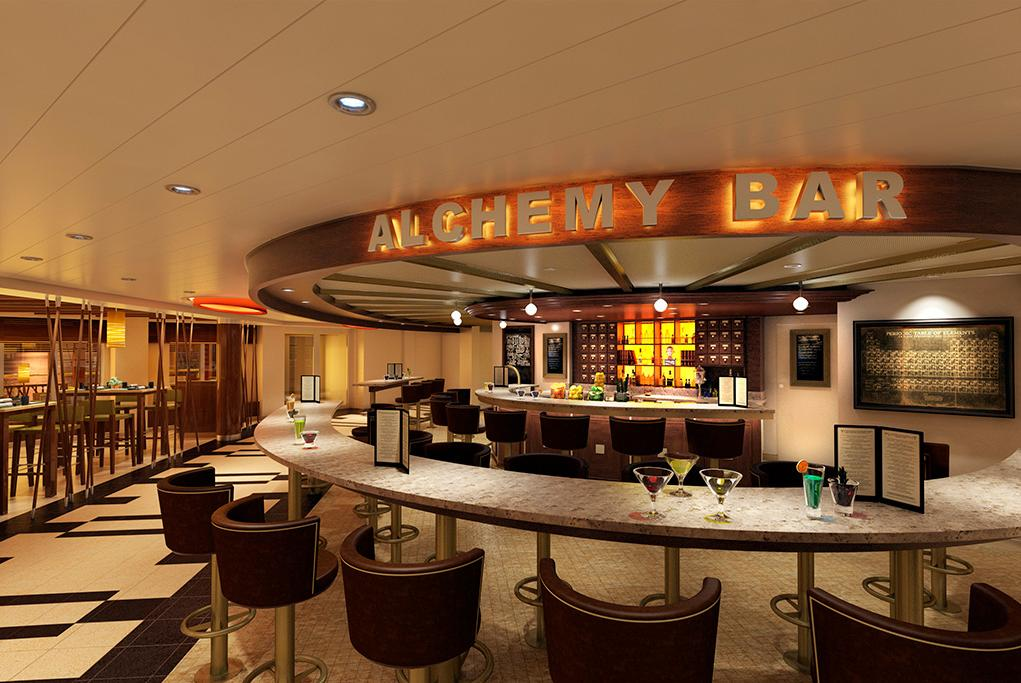 Bar Alchemy Carnival Horizon