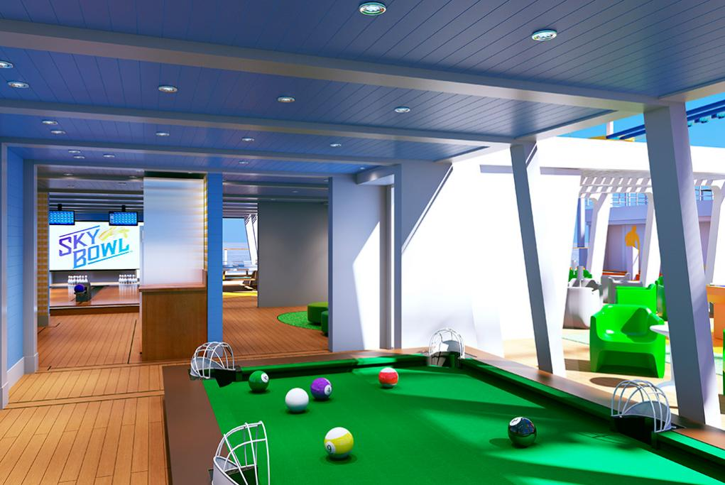 The Clubhouse Carnival Horizon