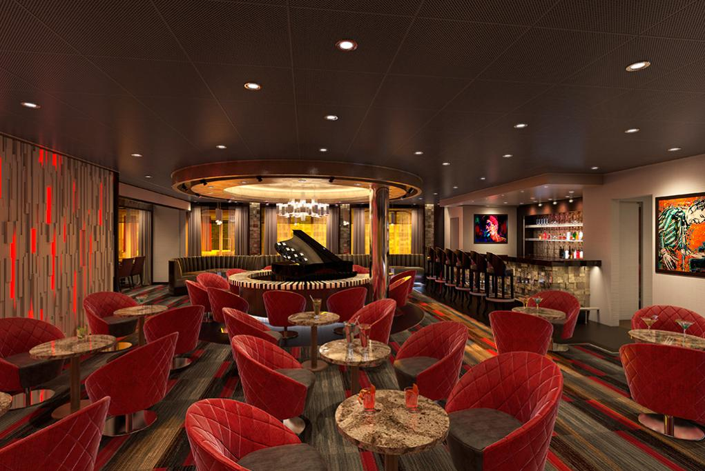 Bar Piano Carnival Horizon