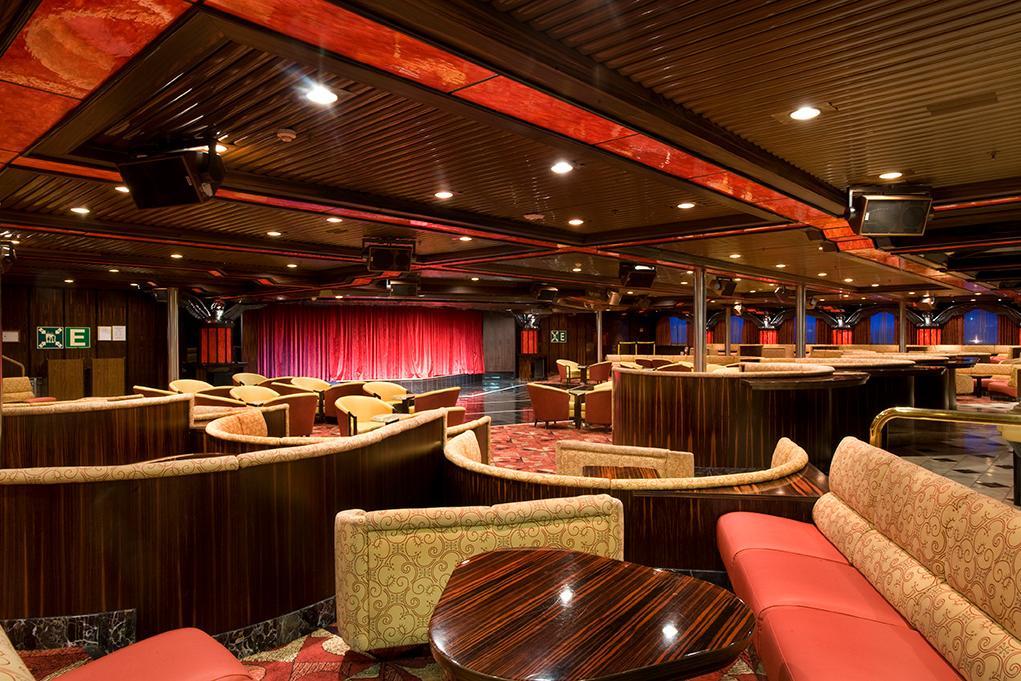 Lounge-Xanadu Carnival Imagination