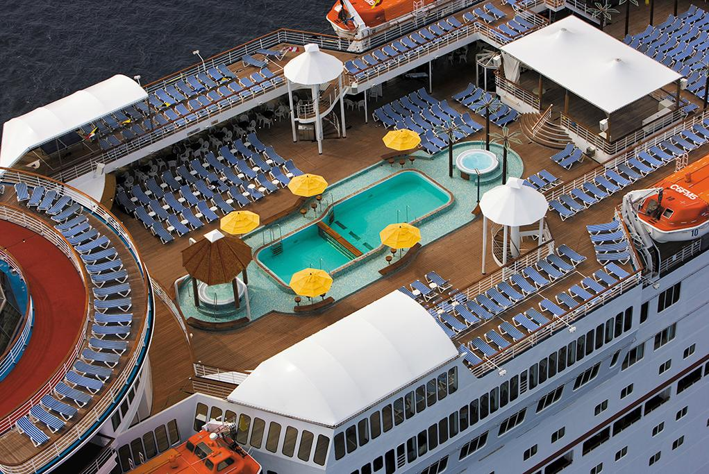 Piscina Carnival Imagination