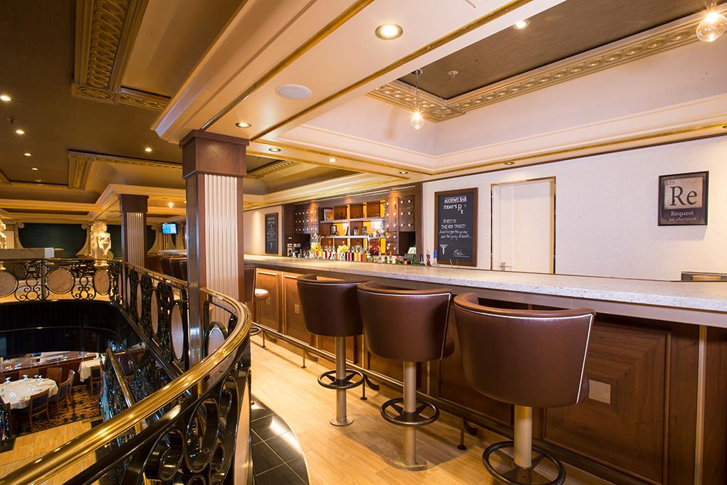 Camarote Alchemy Bar - Carnival Inspiration