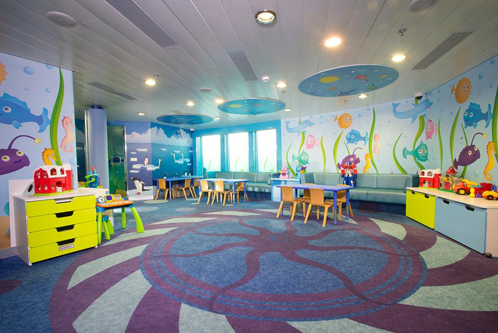 Club-Infantil-Camp-Ocean Carnival Inspiration
