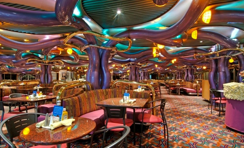 Camarote Buffet Brasserie - Carnival Inspiration