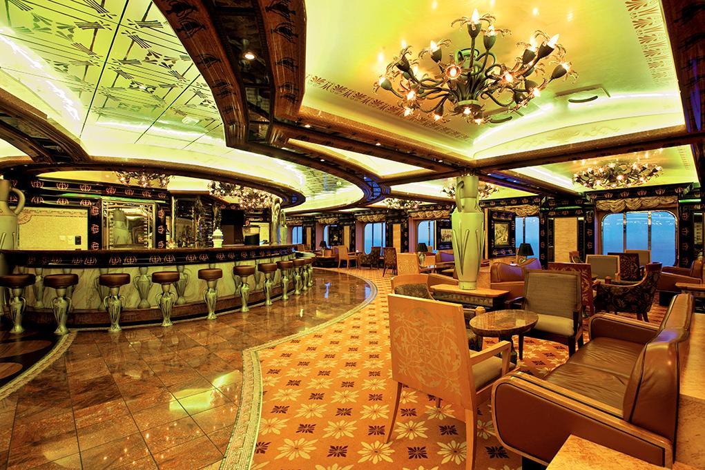 Lounge-Atlantis Carnival Legend