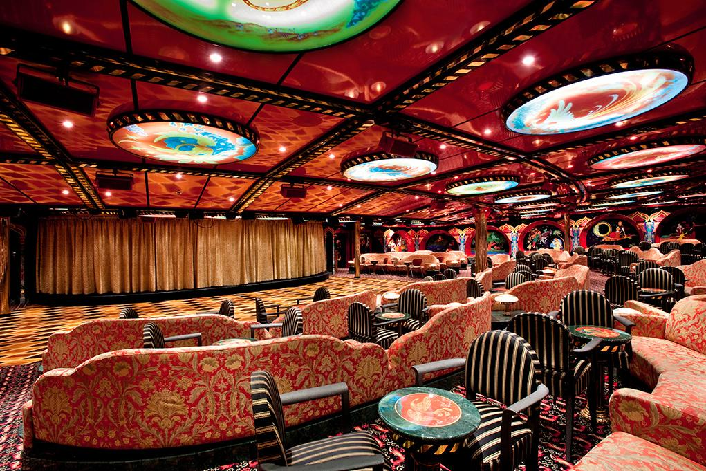 Lounge-Firebird Carnival Legend