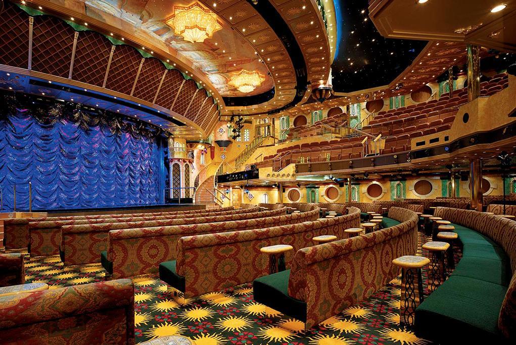 Teatro-Follies Carnival Legend