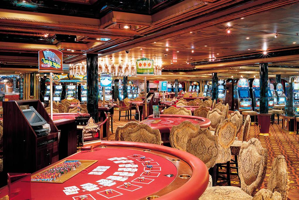 Camarote Casino Czar´s Palace - Carnival Liberty