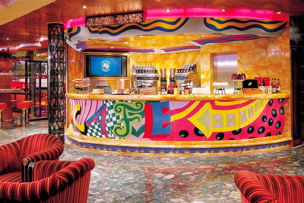Jardin-Cafe Carnival Liberty