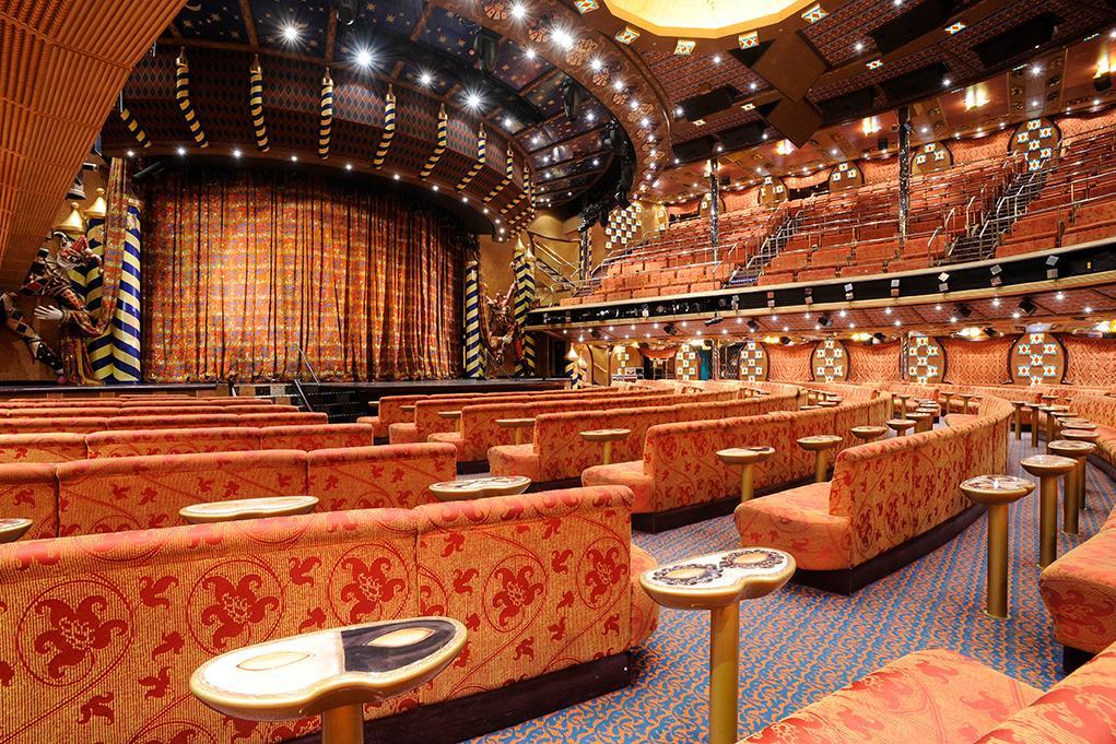 Teatro Carnival Liberty