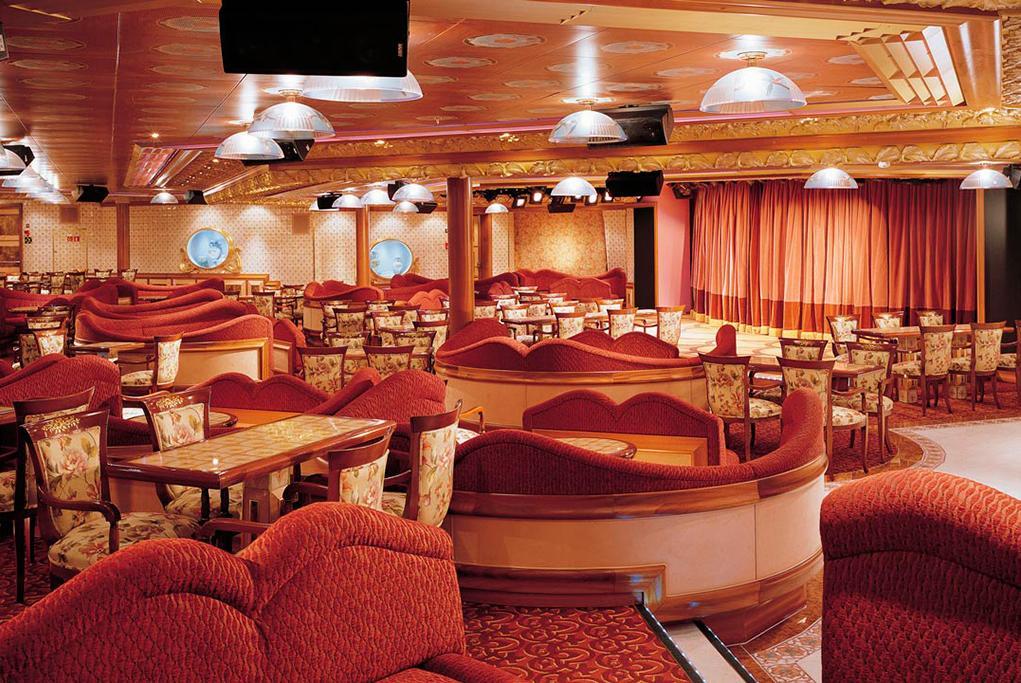 Victoria-Lounge Carnival Liberty