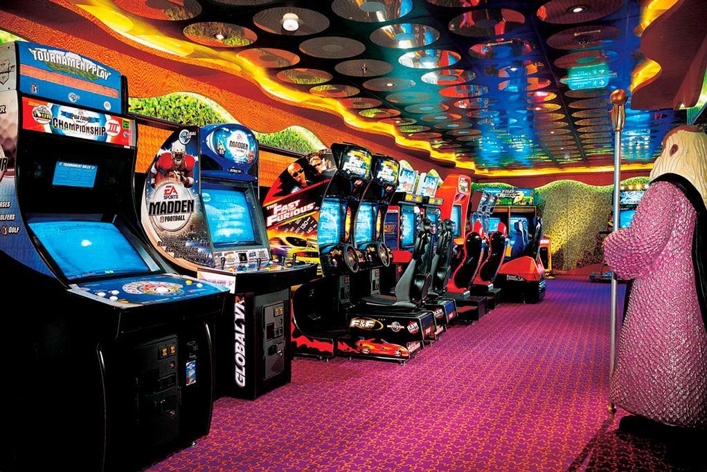 Arcade Carnival Liberty