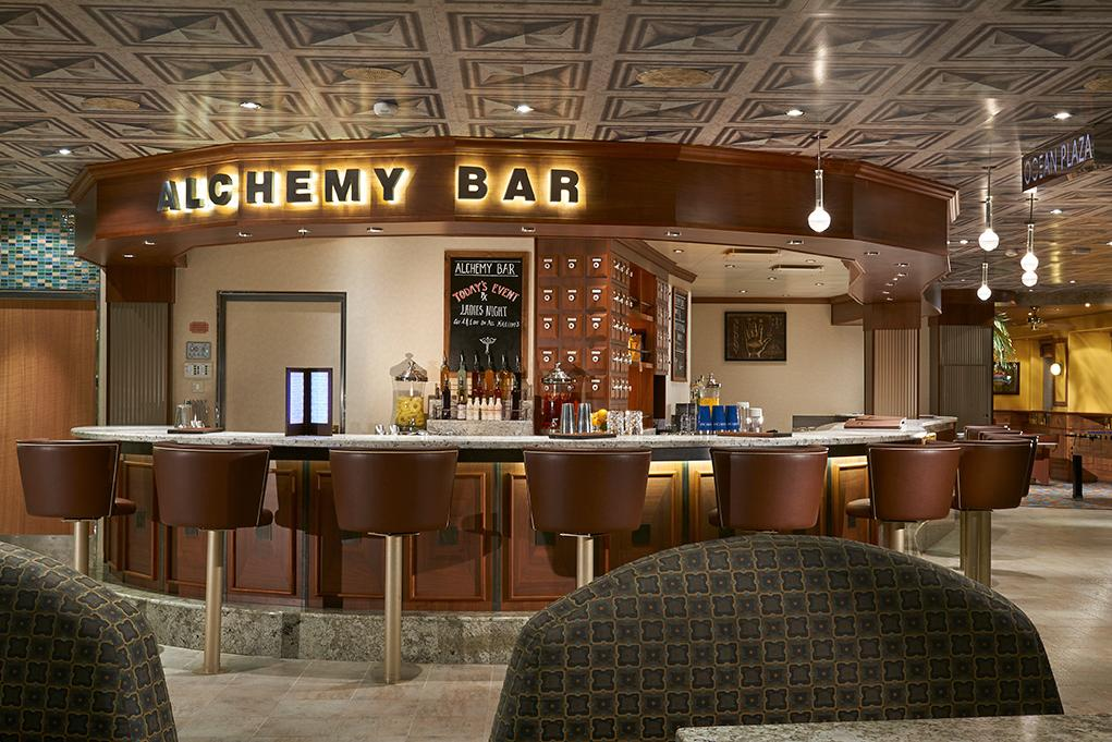 Camarote Alchemy Bar - Carnival Magic