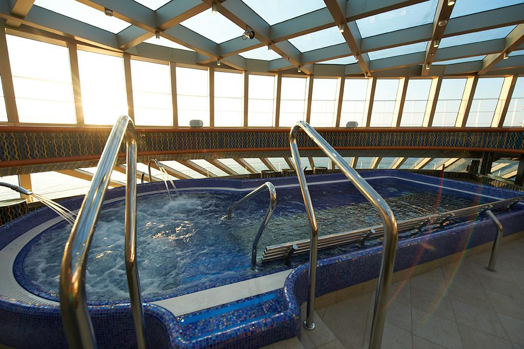 Jacuzzi Spa Carnival Magic